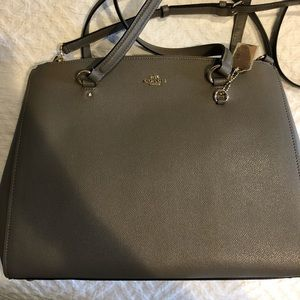NWT Coach Purse with Shoulder Strap